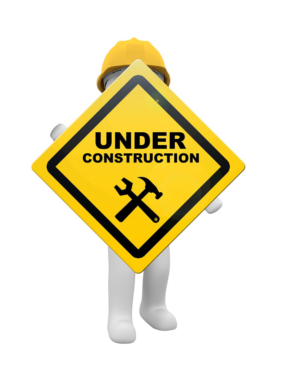 DCCQ website under construction
